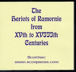 The Heriots of Ramornie from XVth to XVIIIth Centuries