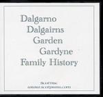 Dalgarno, Dalgairns, Garden, Gardyne Family History