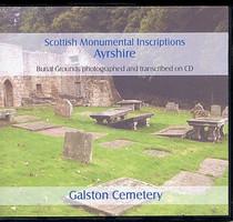 Scottish Monumental Inscriptions Ayrshire: Galston Cemetery