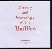 History and Genealogy of the Baillies