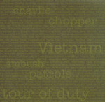 Stamp-It 12x12 Yesteryears Remember Vietnam