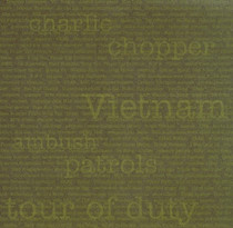 Stamp-It 12x12 Yesteryears Remember Vietnam
