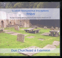 Scottish Monumental Inscriptions Angus: Dun Churchyard and Extension