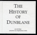 The History of Dunblane