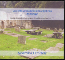 Scottish Monumental Inscriptions Ayrshire: Newmilns Cemetery