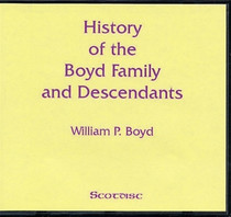 History of the Boyd Family and Descendants