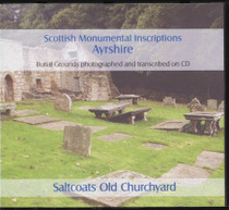 Scottish Monumental Inscriptions Ayrshire: Saltcoats Old Churchyard