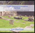 Scottish Monumental Inscriptions Ayrshire: Sorn Churchyard