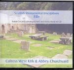 Scottish Monumental Inscriptions Fifeshire: Culross West Kirk and Abbey Churchyard