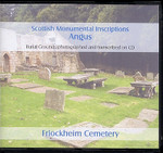 Scottish Monumental Inscriptions Angus: Friockheim Cemetery