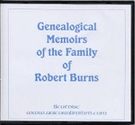Genealogical Memoirs of the Family of Robert Burns