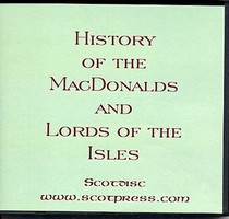History of the MacDonalds and Lords of the Isles