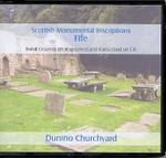 Scottish Monumental Inscriptions Fifeshire: Dunino Churchyard