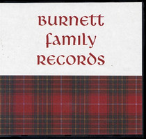 Burnett Family Records