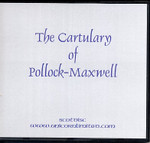 The Cartulary of Pollock-Maxwell
