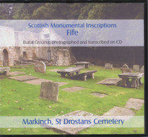 Scottish Monumental Inscriptions Fifeshire: Markinch, St Drostans Cemetery