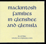 Mackintosh Families in Glenshee and Glenisla