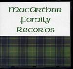 MacArthur Family Records