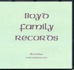 Boyd Family Records