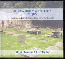 Scottish Monumental Inscriptions Angus: Liff and Benvie Churchyard