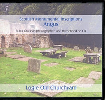 Scottish Monumental Inscriptions Angus: Logie Old Churchyard