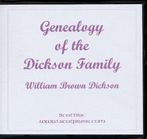 Genealogy of the Dickson Family