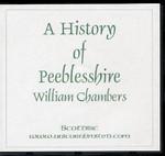 A History of Peeblesshire