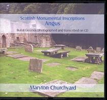 Scottish Monumental Inscriptions Angus: Maryton Churchyard