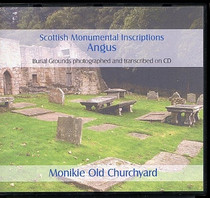 Scottish Monumental Inscriptions Angus: Monikie Old Churchyard