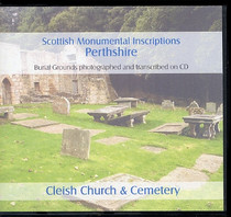 Scottish Monumental Inscriptions Perthshire: Cleish Church and Cemetery