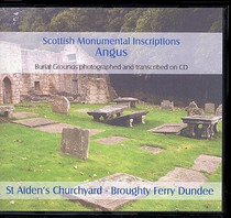 Scottish Monumental Inscriptions Angus: Broughty Ferry, St Aiden's Churchyard