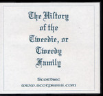 The History of the Tweedie or Tweedy Family