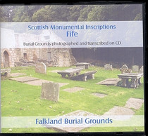 Scottish Monumental Inscriptions Fifeshire: Falkland Burial Grounds