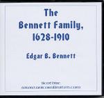The Bennett Family 1628-1910