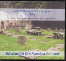 Scottish Monumental Inscriptions Fifeshire: Tulliallan Old Kirk, Woodlea Cemetery