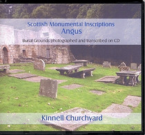 Scottish Monumental Inscriptions Angus: Kinnell Churchyard