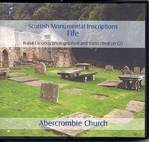 Scottish Monumental Inscriptions Fifeshire: Abercrombie Church
