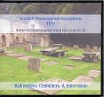 Scottish Monumental Inscriptions Fifeshire: Balmerino Cemetery and Extension