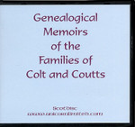 Genealogical Memoirs of the Families of Colt and Coutts