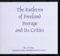 The Ruthven of Freeland Peerage and its Critics