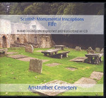 Scottish Monumental Inscriptions Fifeshire: Anstruther Cemetery
