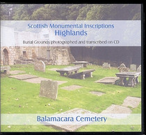 Scottish Monumental Inscriptions Highlands: Balamacara Cemetery