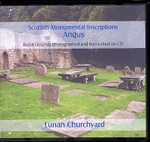 Scottish Monumental Inscriptions Angus: Lunan Churchyard