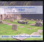 Scottish Monumental Inscriptions Angus: Montrose, St Peter and St Mary Churchyard