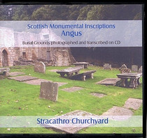 Scottish Monumental Inscriptions Angus: Stracathro Churchyard