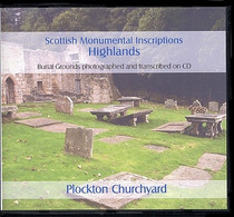 Scottish Monumental Inscriptions Highlands: Plockton Churchyard