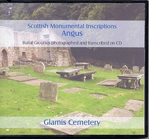 Scottish Monumental Inscriptions Angus: Glamis Cemetery