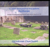 Scottish Monumental Inscriptions Perthshire: Glendevon Churchyard