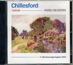 Suffolk Parish Records: Chillesford 1737-1812