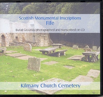 Scottish Monumental Inscriptions Fifeshire: Kilmany Church Cemetery